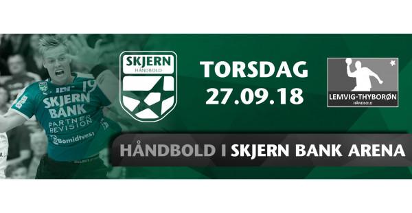 Skjern Håndbold vs Lemvig-Thyborøn Håndbold