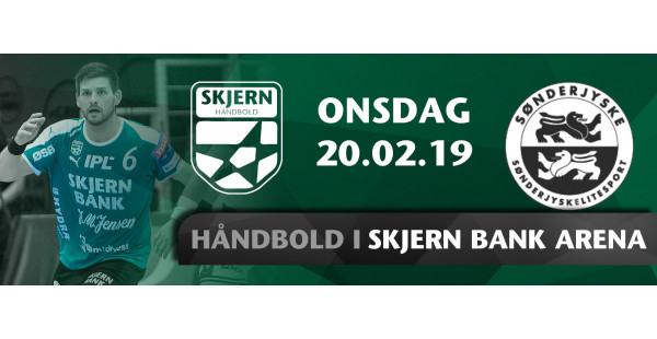 Skjern Håndbold vs SønderjyskE Herrer