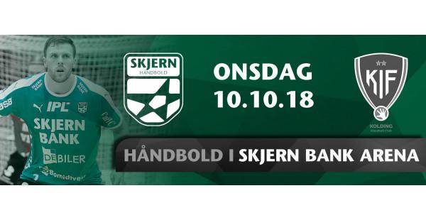 Skjern Håndbold - KIF Kolding