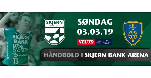Skjern Håndbold vs RK Celje Pivovarna Lasko