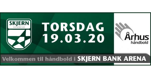 Skjern Håndbold vs Århus Håndbold