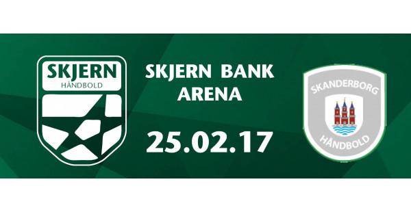 Skjern vs Skanderborg Håndbold