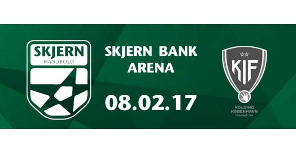 Skjern vs KIF Kolding København