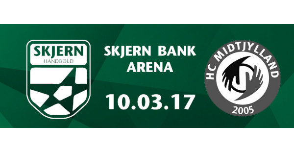 Skjern vs. HC Midtjylland