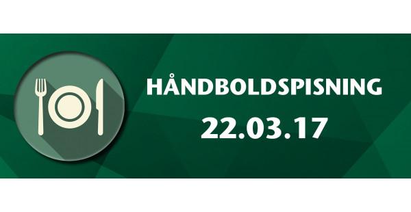 Håndboldspisning (TTH Holstebro)