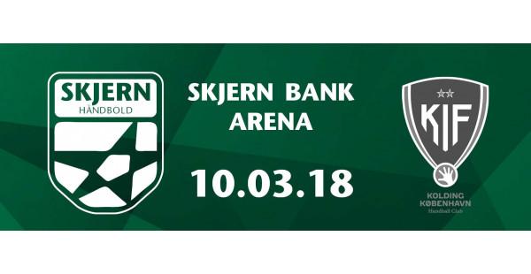 Skjern Håndbold vs KIF Kolding København