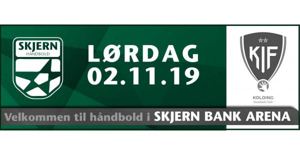 Skjern Håndbold vs KIF Kolding