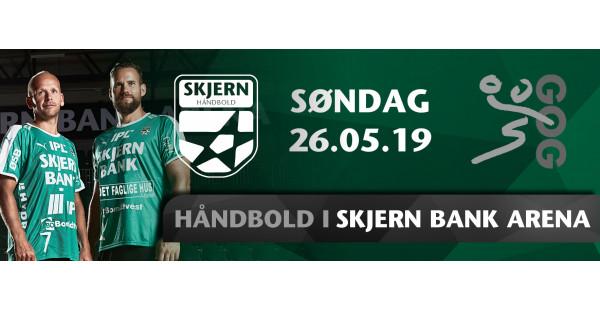 DM Semifinale: Skjern Håndbold vs GOG Håndbold