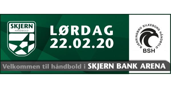 Skjern Håndbold vs Bjerringbro-Silkeborg