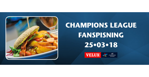Champions League Fanspisning