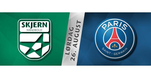 Skjern Håndbold vs. PSG