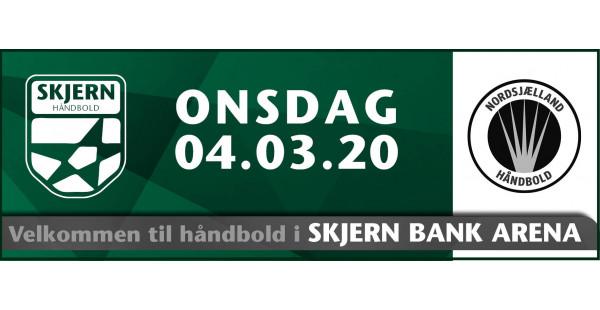 Skjern Håndbold vs Nordsjælland Håndbold