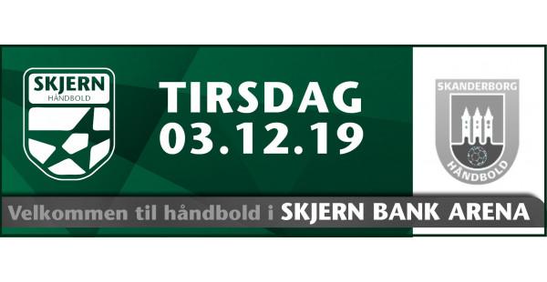 Skjern Håndbold vs Skanderborg Håndbold