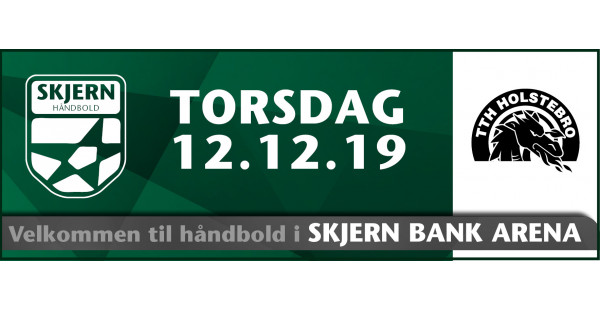 Skjern Håndbold vs TTH Holstebro