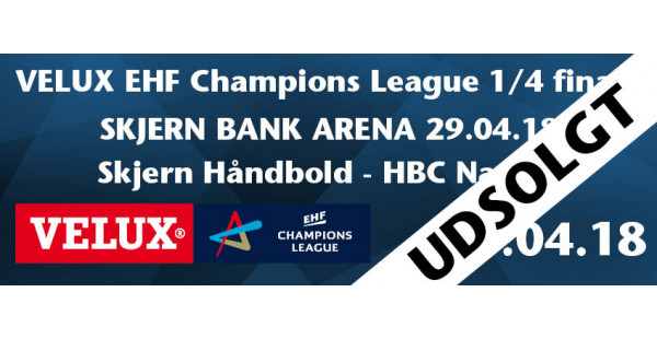 Skjern Håndbold vs HBC Nantes