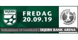Skjern Håndbold vs Fredericia Håndboldklub