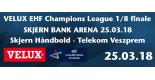 Skjern Håndbold vs Telekom Veszprem